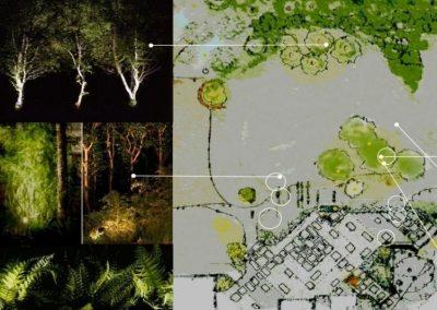Privatgarten-Aussenbeleuchtung-von Malm-Licht und Gestaltung-Freiburg-Lichtplanung-Lichtgestaltung-Lichtdesign
