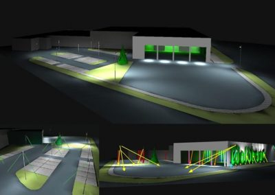 Privatbrauerei Waldhaus-Neubau-Logistikzentrum-von Malm-Licht und Gestaltung-Freiburg-Lichtplanung-Lichtgestaltung-Lichtdesign