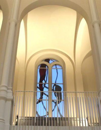 Christuskirche Freiburg von Malm licht+gestaltung Freiburg Lichtplanung