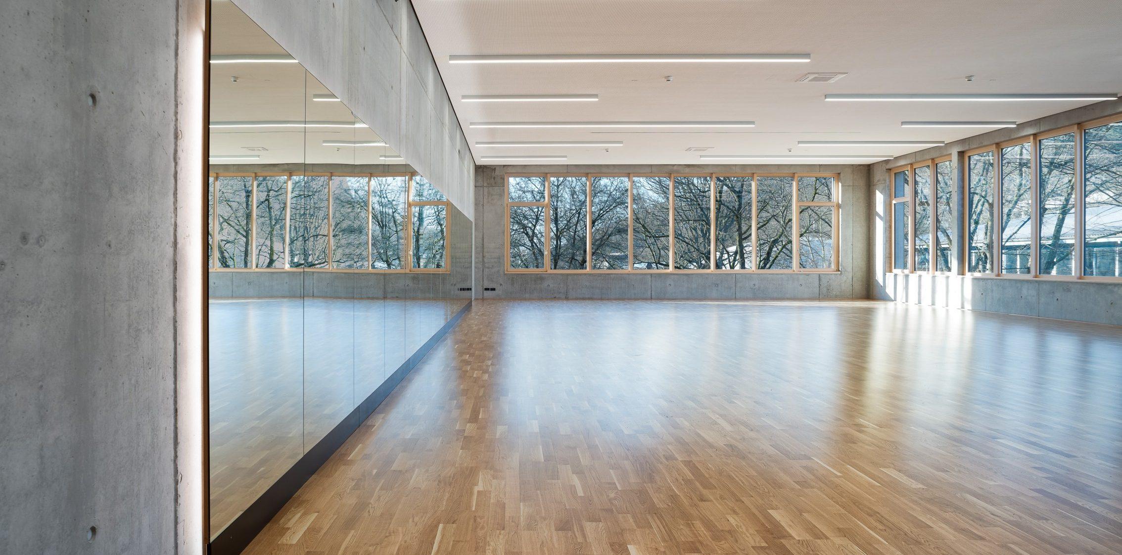 Sportstättenbeleuchtung von Malm licht + gestaltung Freiburg Lichtplanung Lichtgestaltung Lichtdesign