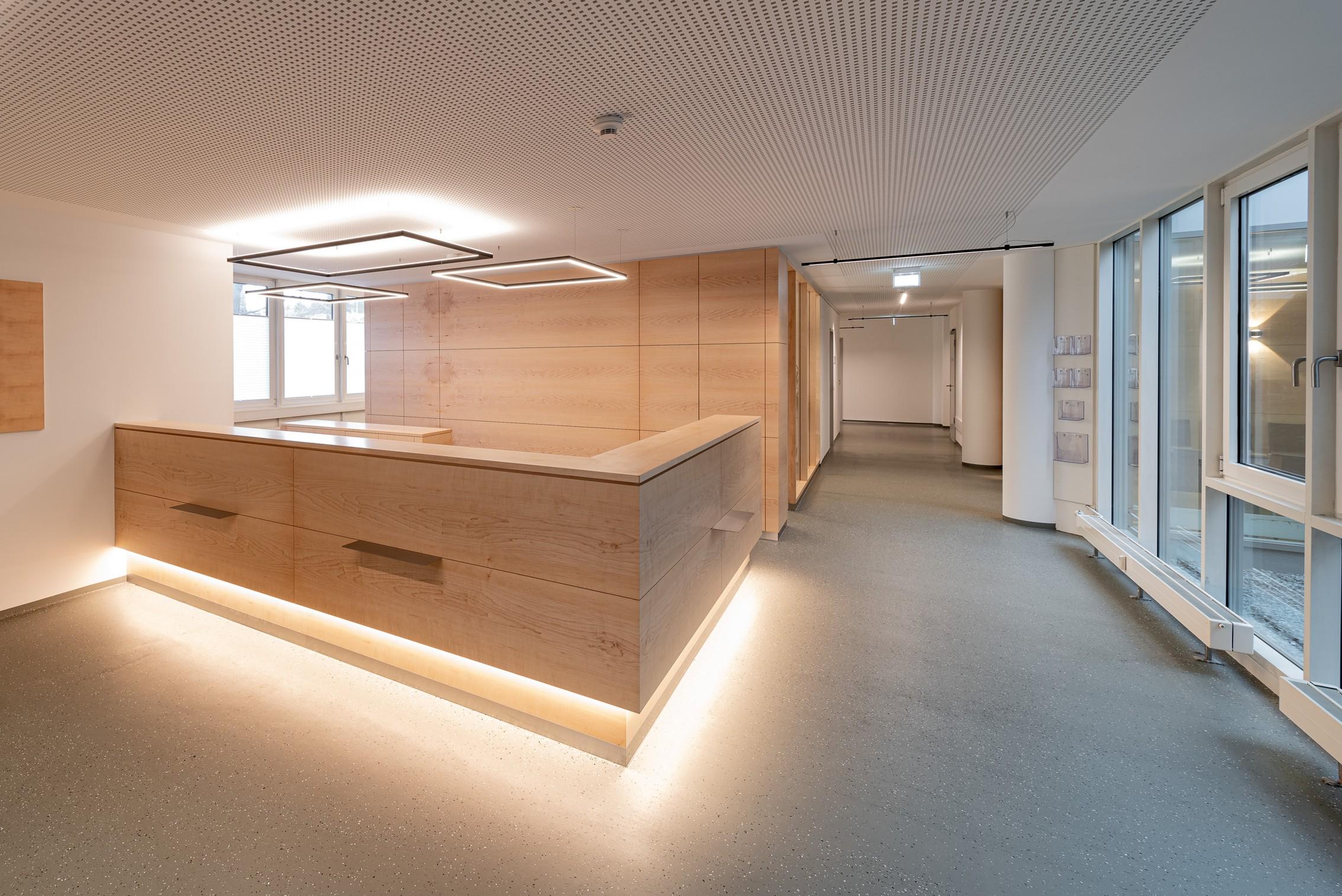 Licht für Eingangsbereiche